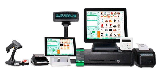 Hardware con Software TPV Glop