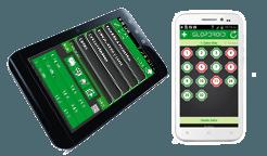 comandas con tu smartphone en android