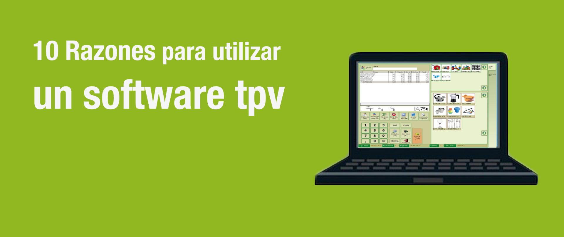usar software tpv