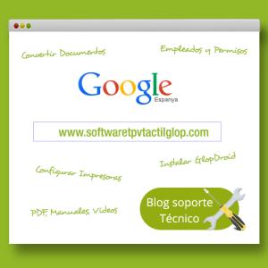 Blog Soporte Técnico Glop