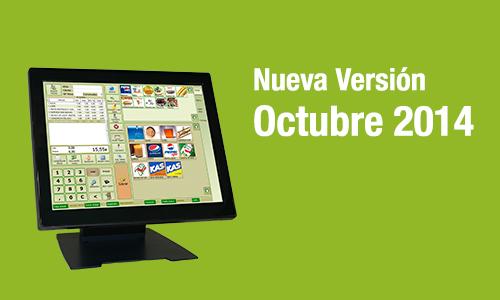nueva versión Octubre 2014