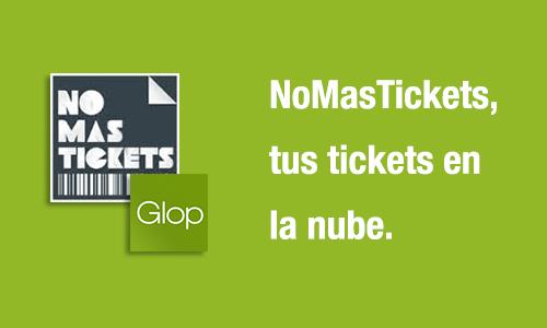 tickets en la nube con NoMasTickets