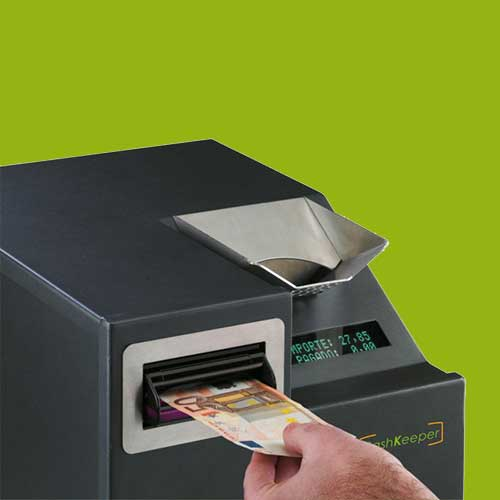 Conexión Cajon  Cashkeeper