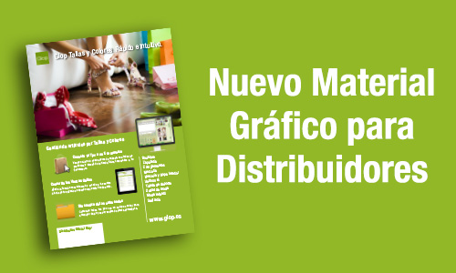 material gráfico software glop