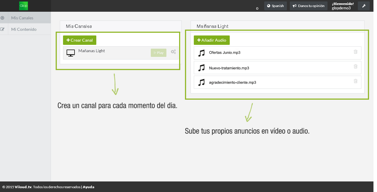 hilo musical online