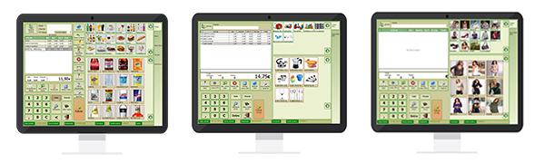 software tpv tactil