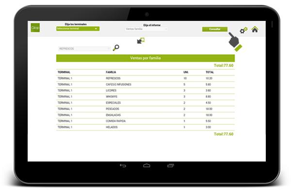 consultar ventas online
