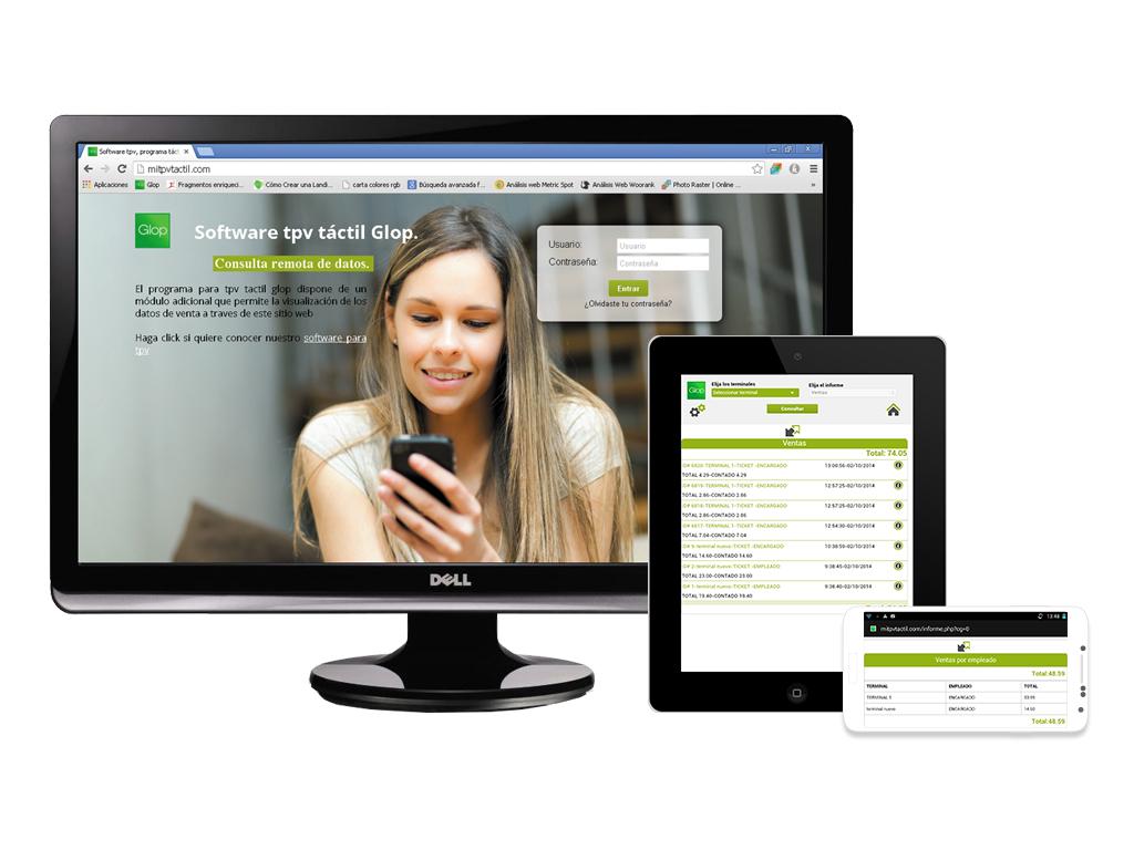 consulta ventas online