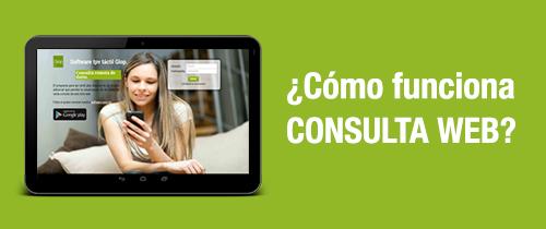 Consulta Web Glop