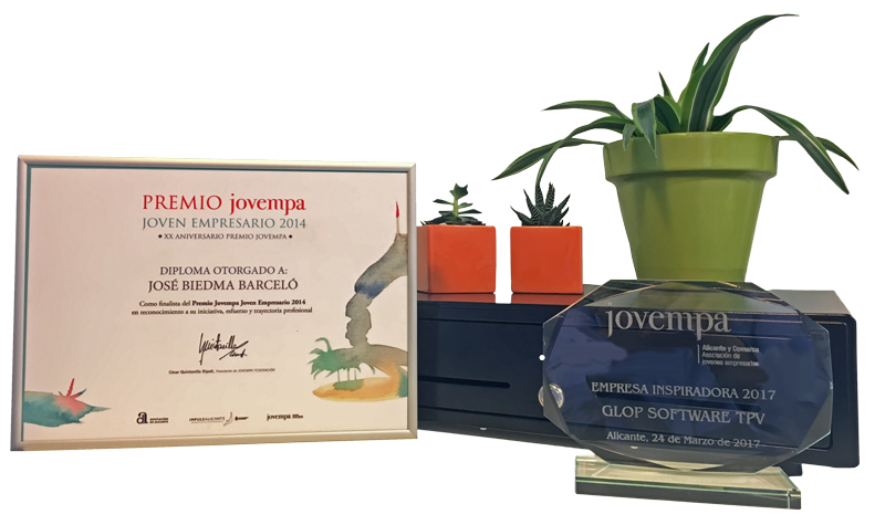 premios glop software