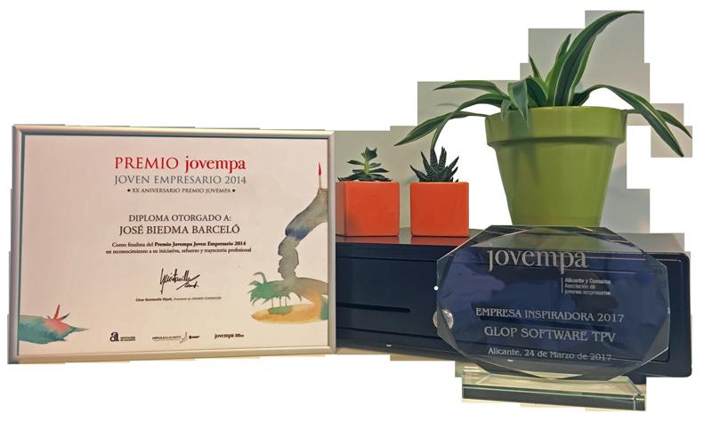 premios glop software