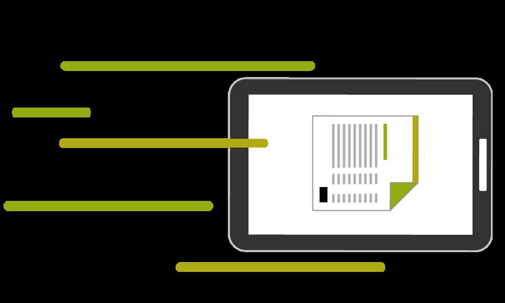 tablet con impresora glop software tpv