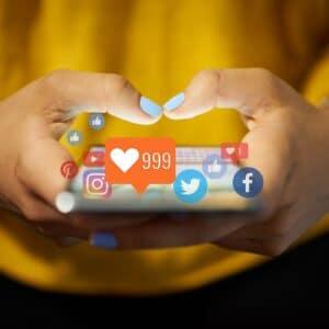 como destacar en redes sociales