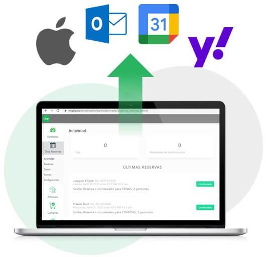 Reservas-online-tpv-GLOP-integraciones-calendario